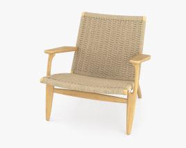 Carl Hansen and Son CH25 Easy Chair 3D model
