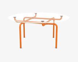 Cassina Edison Table 3D model