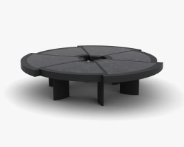 Cassina Rio Table 3D model