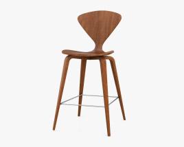 Cherner 椅子 Company Cherner 酒吧椅 3D模型