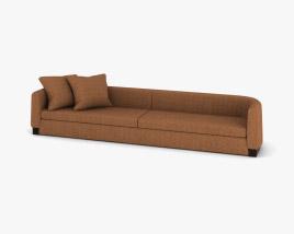 Christophe Delcourt Orr Sofa 3D model