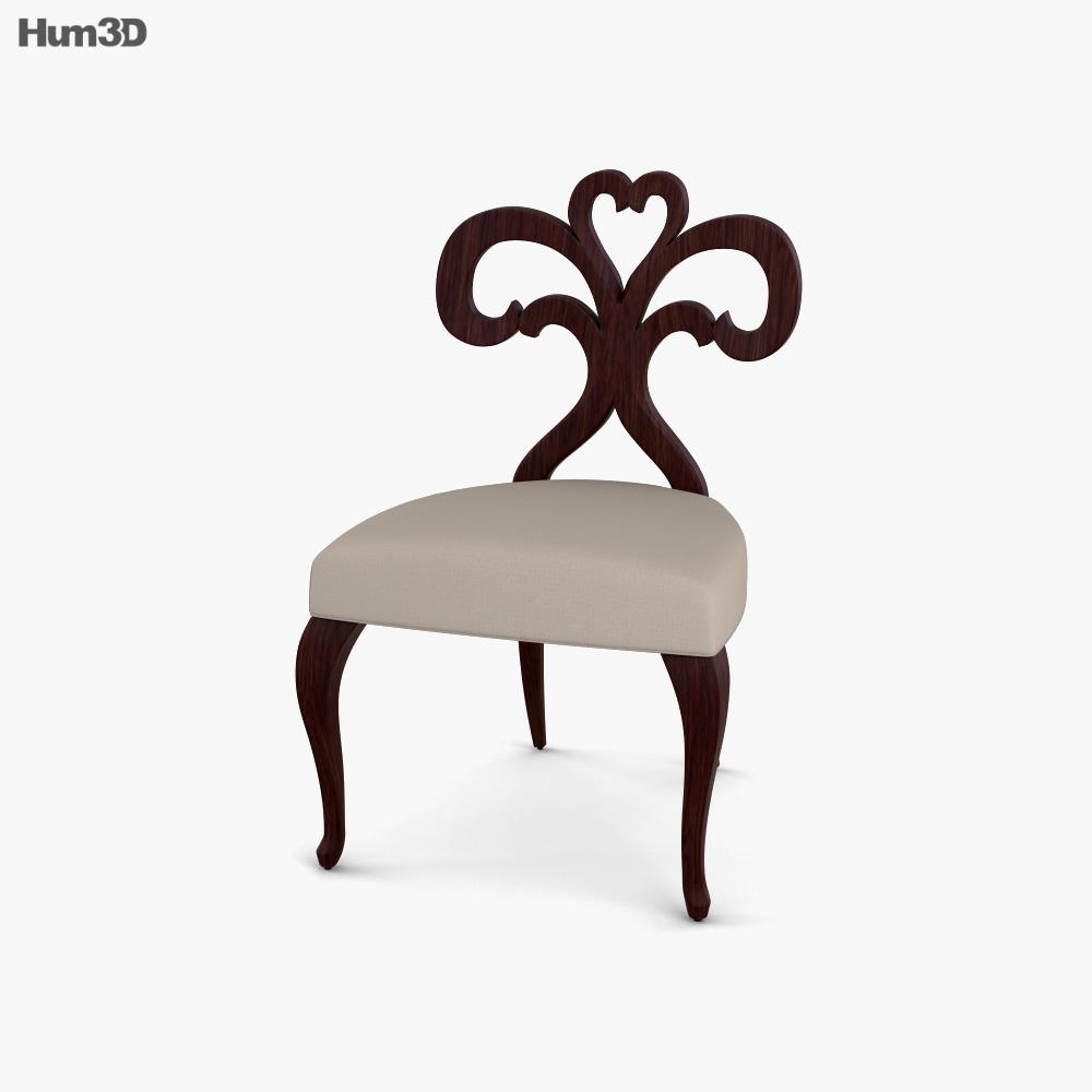 Christopher Guy Le Panache Chair 3D model