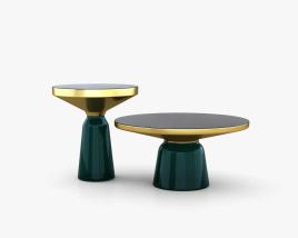 ClassiCon Bell Table 3D model