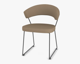Connubia New York Chair 3D model