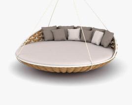 Dedon Swingrest Hanging Lounger Modello 3D