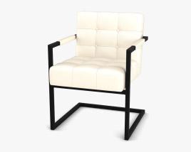 Devina Nais Memphis Chair 3D model
