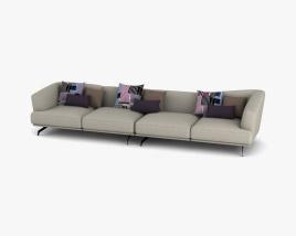Ditre Italia Lennox 沙发 3D模型