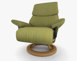Ekornes Dream Chair 3D model