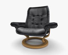 Ekornes Royal Chair 3D model