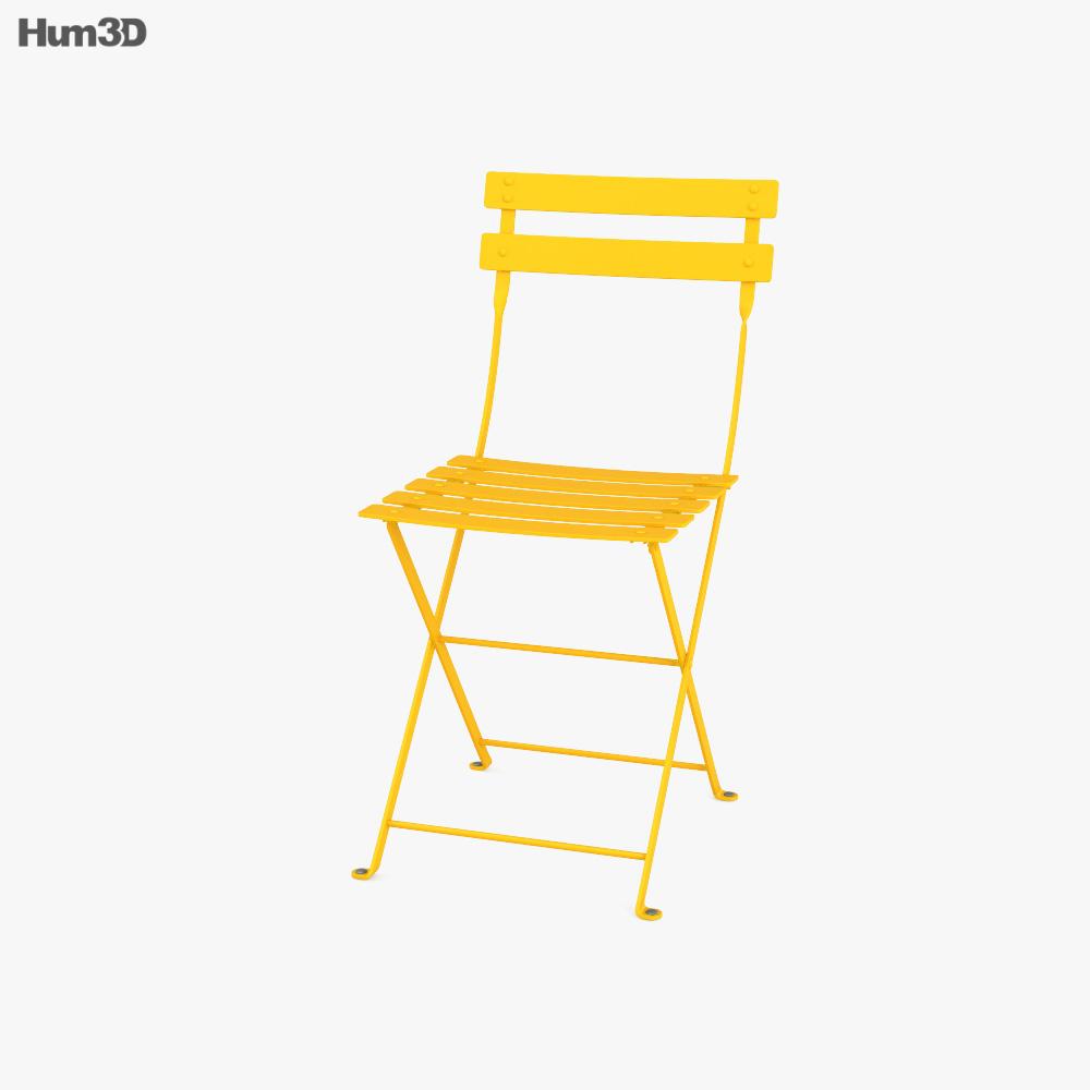 Fermob Bistro Metal Chair 3D model