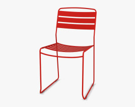 Fermob Surprising Chair 3D model