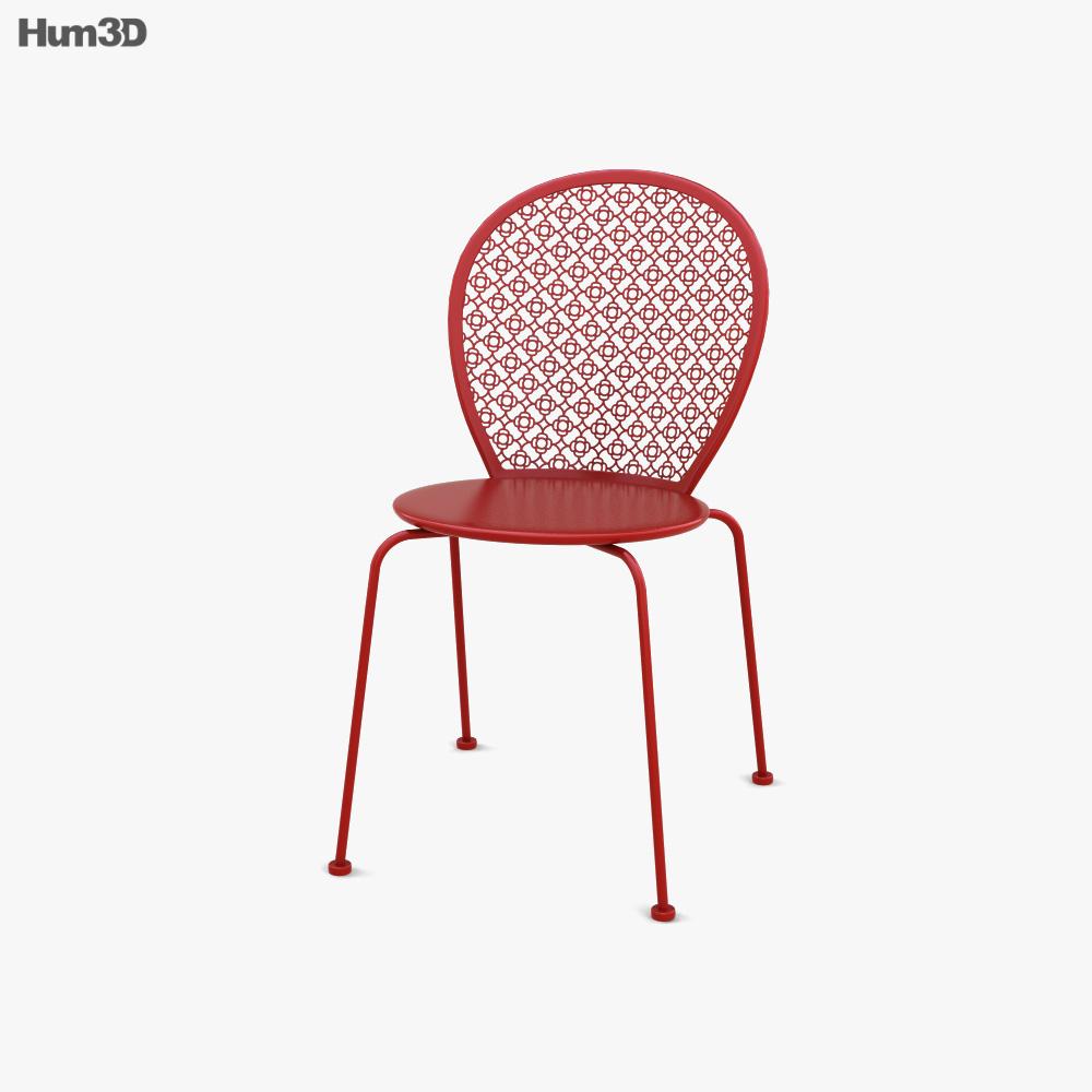 Fermob Lorette Chair 3D model