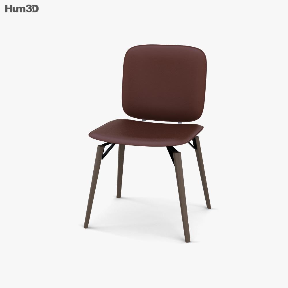 Frag Iki PW Chair 3D model
