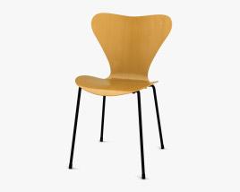 Fritz Hansen Series 7 Chair 3D model