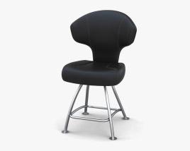 Gary Platt Tesla Chair 3D model
