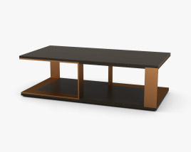 Hector Coffee Table 3D model