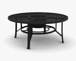 Hartman Jamie Oliver Fire Pit Lounge table 3D model