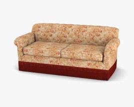 George Smith Bulgari Sofa 3D model