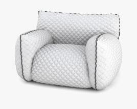 Gervasoni Nuvola Chair 3D model