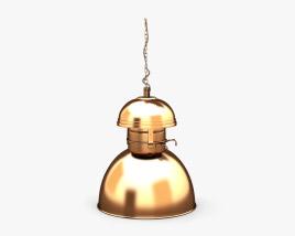 HK Living Warehouse Lamp 3D model
