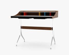 Herman Miller Nelson Swag Leg Desk 3D model