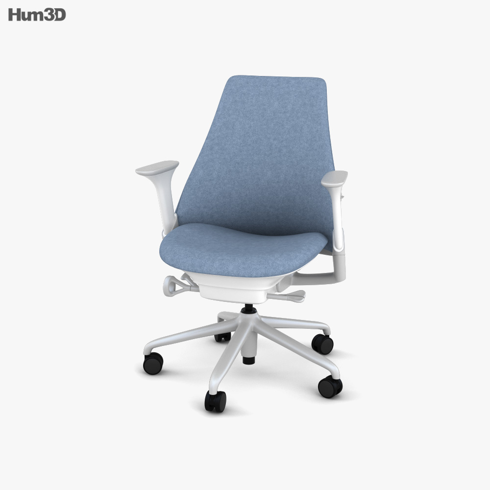 Herman Miller Sayl Chair 3D model