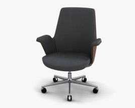 Humanscale Summa Conference Chair 3D model