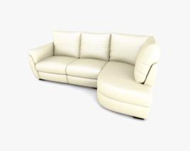 IKEA ALVROS 沙发 3D模型