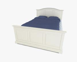 IKEA BIRKELAND Bed 3D model