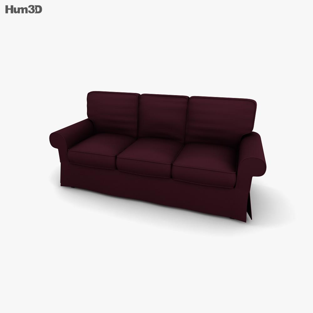 IKEA EKTORP Sofa 3D model