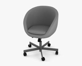 IKEA SKRUVSTA Swivel chair 3D model