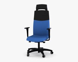 IKEA VOLMAR Swivel chair 3D model