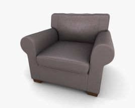 IKEA EKTORP Armchair 3D model