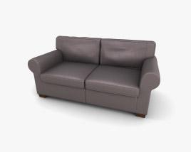 IKEA EKTORP Two-Seat sofa 3D model