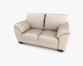 IKEA VRETA Two-Seat sofa 3D model