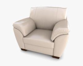 IKEA VRETA 肘掛け椅子 3Dモデル