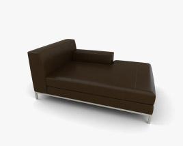 IKEA KRAMFORS Right-Handed Sofa 3D model