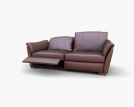 IKEA ALVROS Three-Seat sofa 3D model
