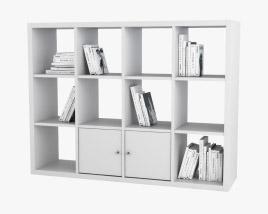 IKEA Kallax Bookcase 3D model