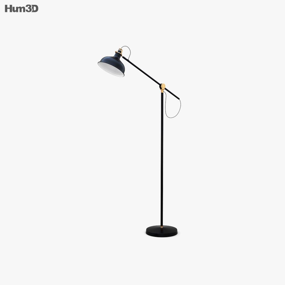 IKEA Ranarp Floor lamp 3D model