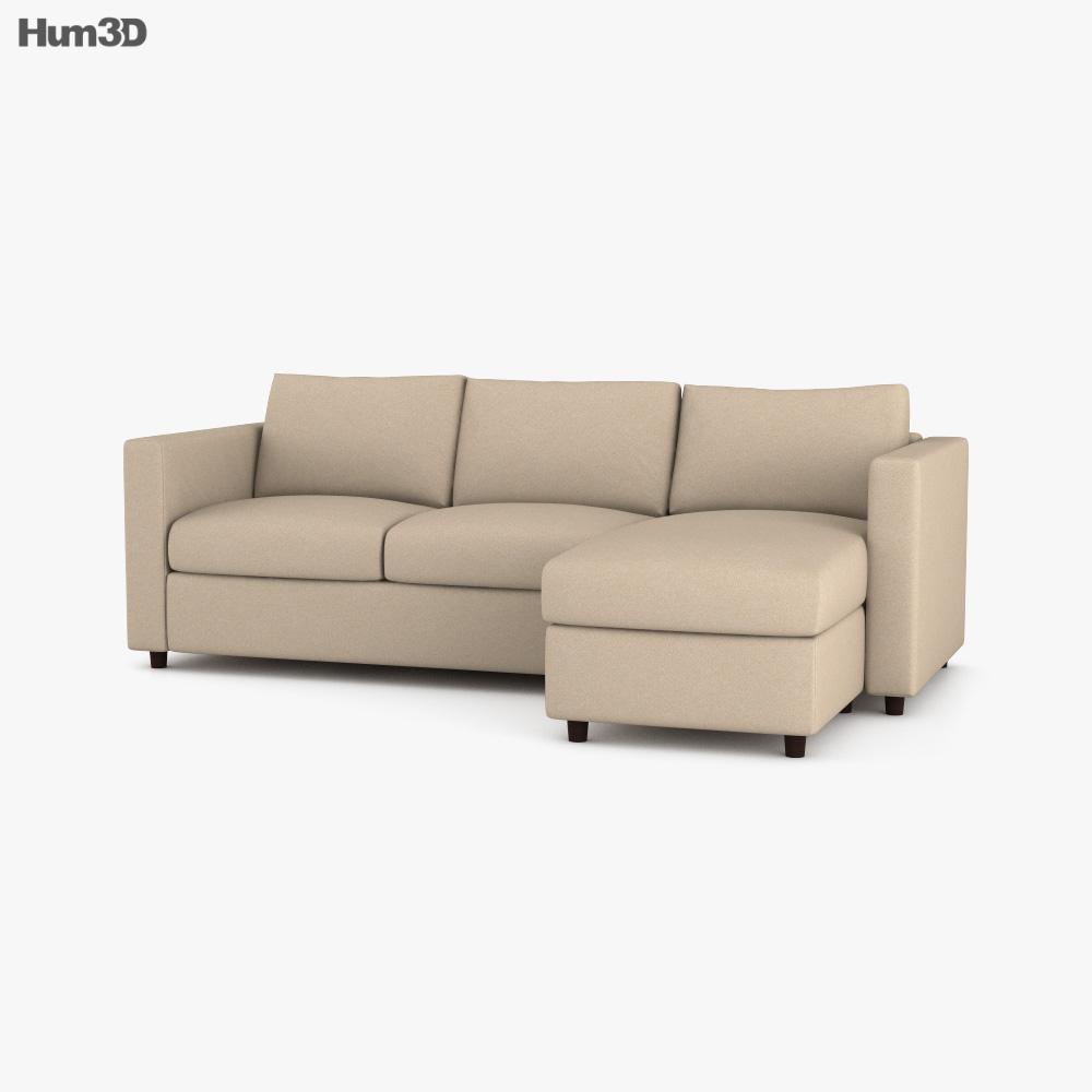 IKEA Vimle Sofa 3D model