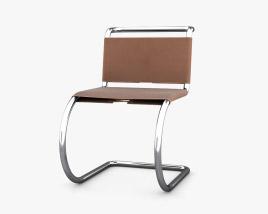Knoll MR Side Chair 3D model