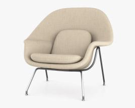 Knoll Womb Chair 3D model