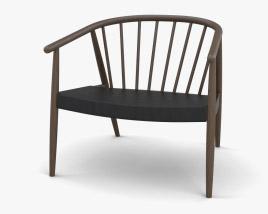 L.Ercolani Reprise Chair 3D model