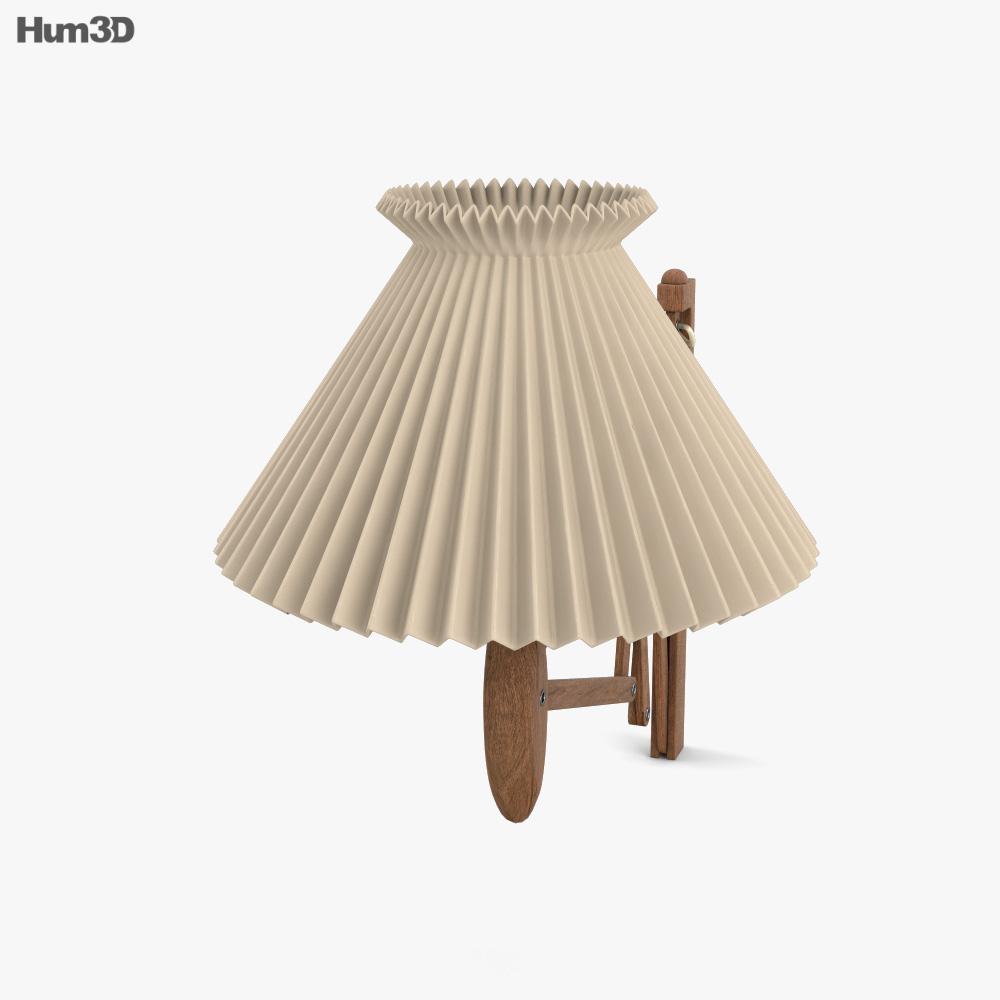 Le Klint Sax Lamp 3D model