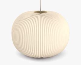 Le Klint Lamella Lamp 3D model