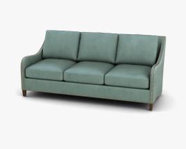 Lexington Koko Leather sofa 3D model