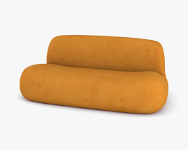 Ligne Roset Pukka Sofa 3D model
