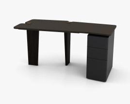 Minotti Jacob Writing Desk 3D model
