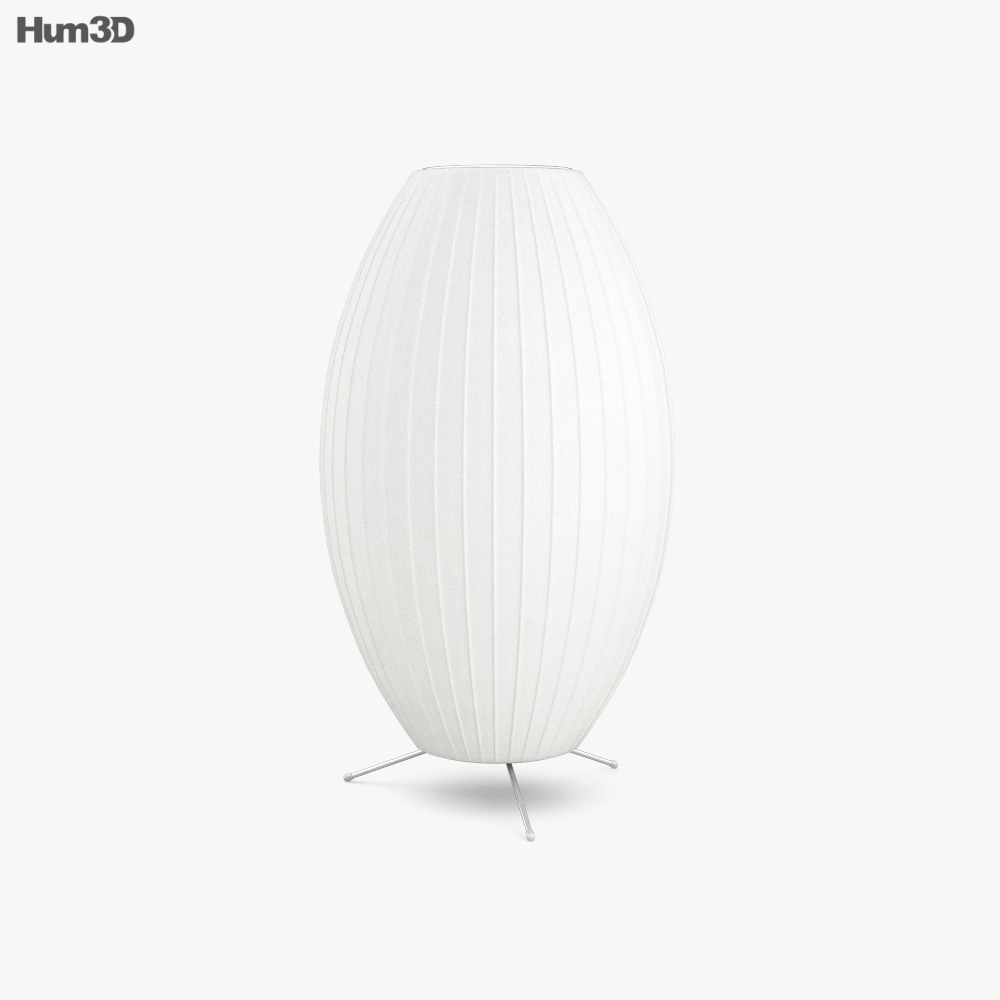 Modernica Cigar Bubble Lamp 3D model
